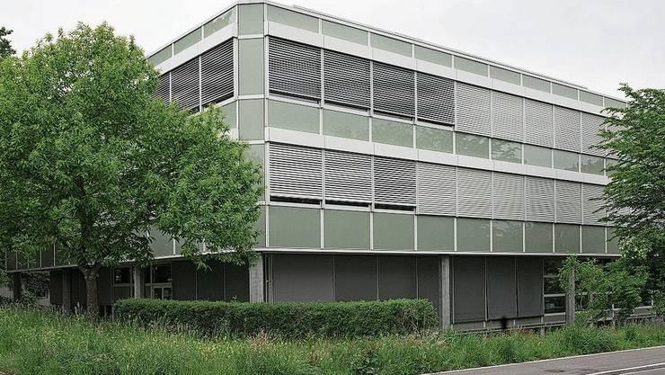 Ausbaukandidatin I: Neue Kantonsschule Aarau.