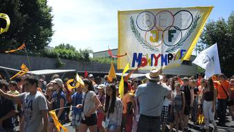 Jugendfest in Möhlin