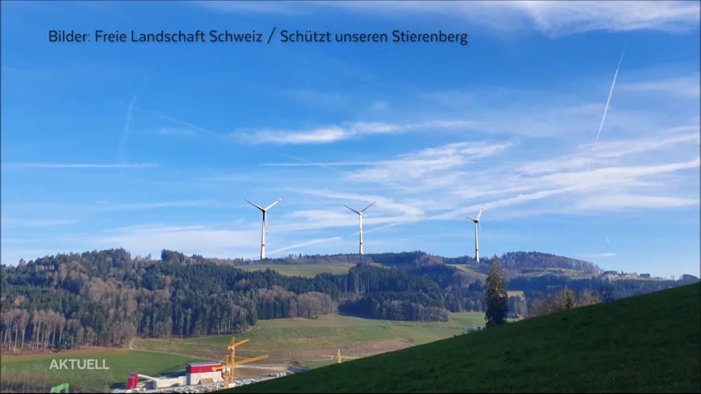 Menziken: Windenergie auf dem Stierenberg erhält Gegenwind