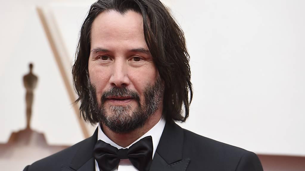 Keanu Reeves kehrt mit «Bill & Ted 3» zurück