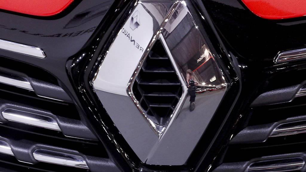 Französischer Autobauer Renault senkt Umsatzprognose
