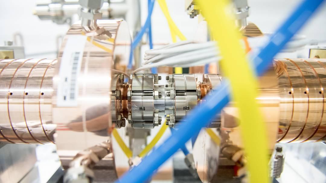 So funktioniert der Super-Laser am Paul Scherrer Institut
