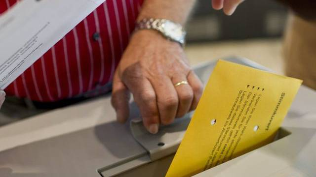 Das Stimmvolk kann am 18. Mai über den BLPK-Gegenvorschlag abstimmen. (Symbolbild)