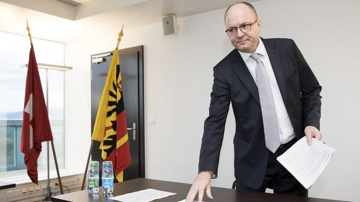 Gegen einige greift Generalstaatsanwalt Jornot hart durch, andere erleben ihn milder.