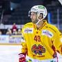 Petteri Lindbohm schoss die Bieler zum Sieg