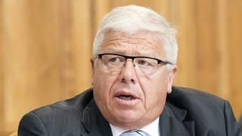 Reiche die Motion ein: der SVP-Ständerat Peter Föhn.