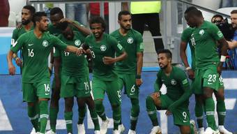 WM 2018: Die Bilder vom Spiel Ägypten - Saudi Arabien