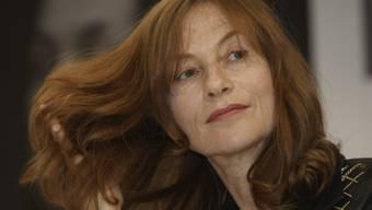 Ein Film mit ihr ist in Cannes dabei: Isabelle Huppert (Archiv)
