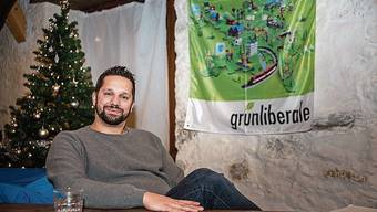 Sandro Schmid (glp) will in den Stadtrat Bremgarten.
