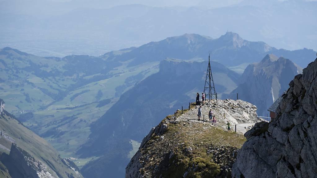 Appenzell Ausserrhoden erhält vom Bund im Rahmen der Neuen Regionalpolitik (NRP) zusätzliche Fördergelder für innovative Projekte im Berggebiet.