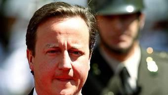 Cameron zu Besuch in der Türkei