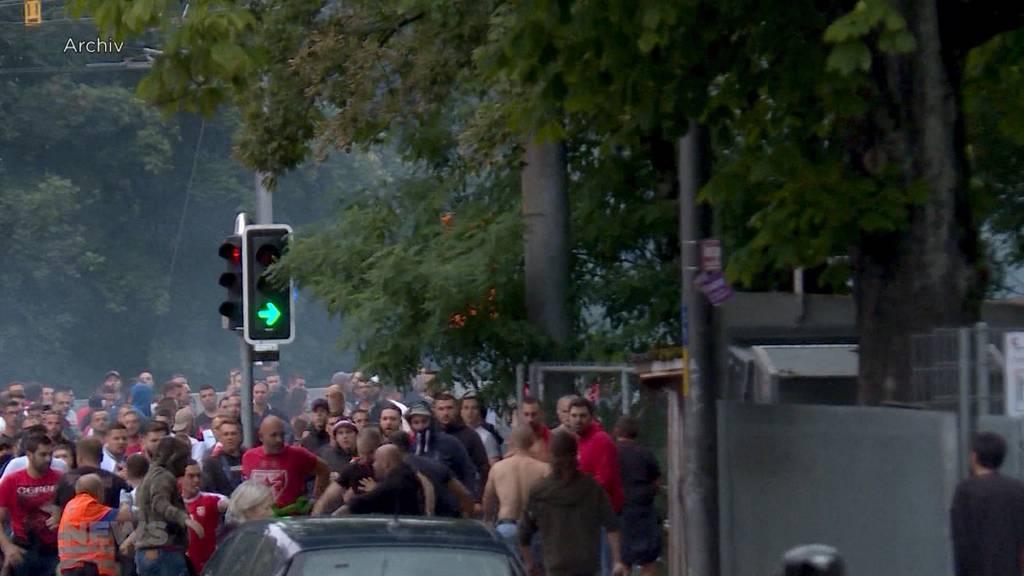Hat die Stadt Bern ein Problem mit Gewalt?