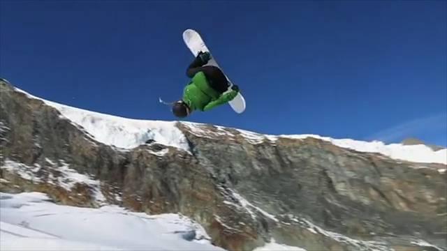 Schweizer Snowboarderin gelingt Sensation