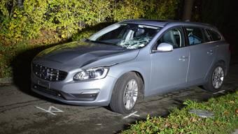 Lenzburg: tödlicher Unfall auf Fussgängerstreifen