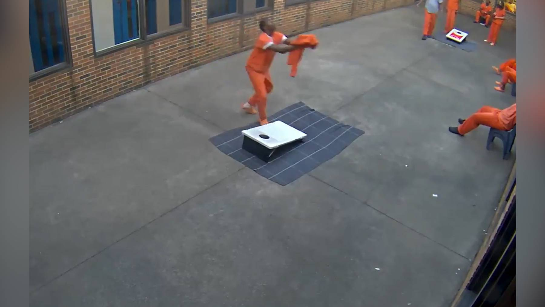 Drohne liefert Drogen-Paket ins Gefängnis