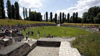 Amphitheater in Windisch