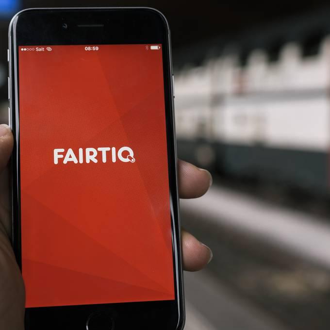 Fairtiq: App für Bus und Bahn