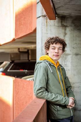 Der 17-jährige Nemo Mettler aus Biel sagt:«Rap ist ein Sprachrohr, um darüber zu reden, was nicht gut läuft. Bei mir läuft aber alles gut. Und das hört man wahrscheinlich auch.»