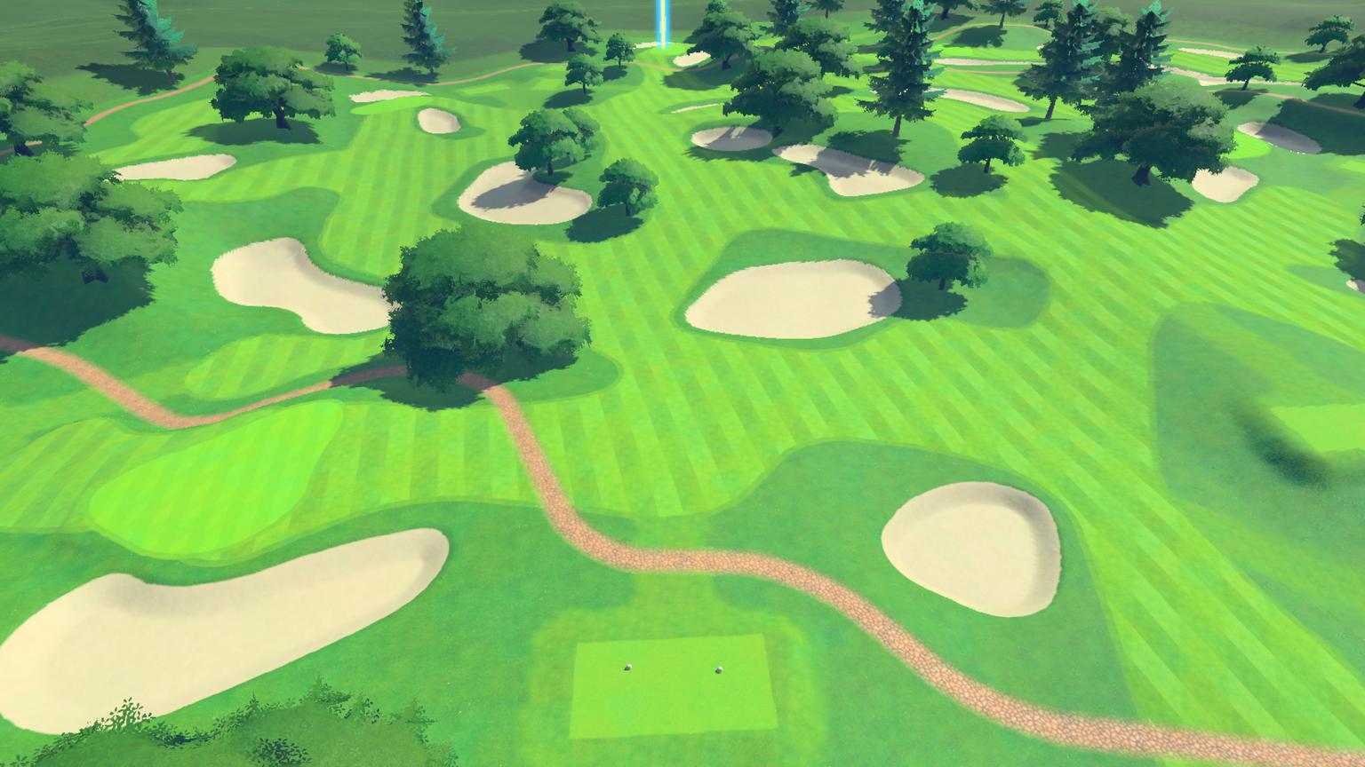Mario Golf Printscreen 2