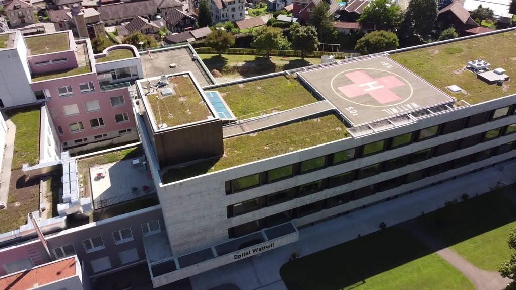 Kurznachrichten: Spital-Rettung, Olma-Kredit, SwissSkills