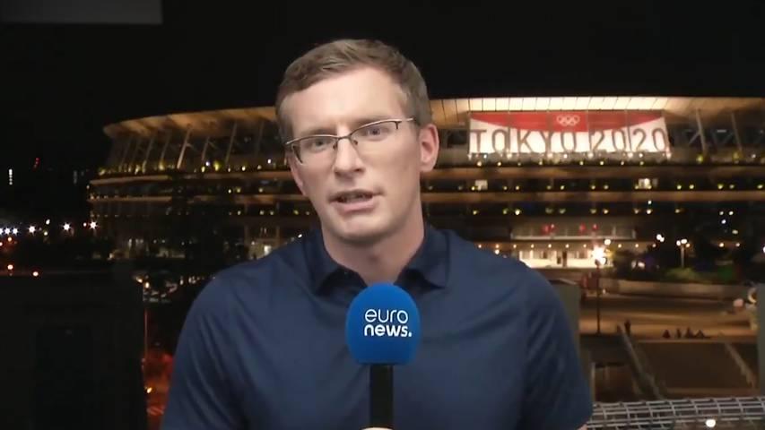 Dieser Reporter beherrscht sechs Sprachen fliessend