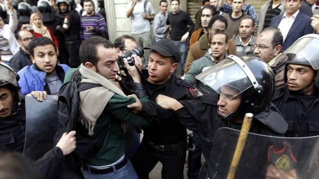 Die Demonstrationen in Kairo gehen trotz Verbot weiter