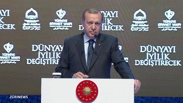 Europa und Türkei in einer diplomatischen Krise