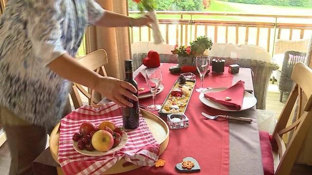 Ferien zu Hause: Baumhaus
