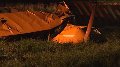 Augenzeuge berichtet: «Der Motor stoppte, und das Flugzeug stürzte ab»