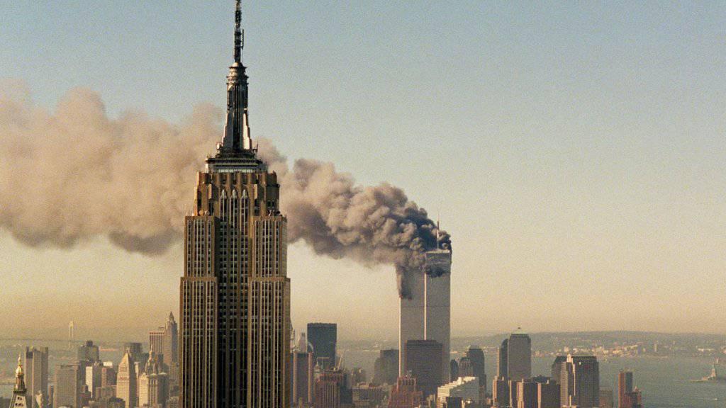 Milliardenschwerer Schadensersatz?: US-Klagen gegen den Staat Saudi-Arabien wurden im Zusammenhang mit den Anschlägen vom 11. September 2001 zugelassen. (Archivbild von New York am Tag der Anschläge)