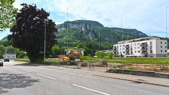 Die Finanzen bleiben in Oensingen eine Baustelle: Die neuen Siedlungen wie das Leuenfeld brachten bislang nicht die erhofften Steuereinnahmen.