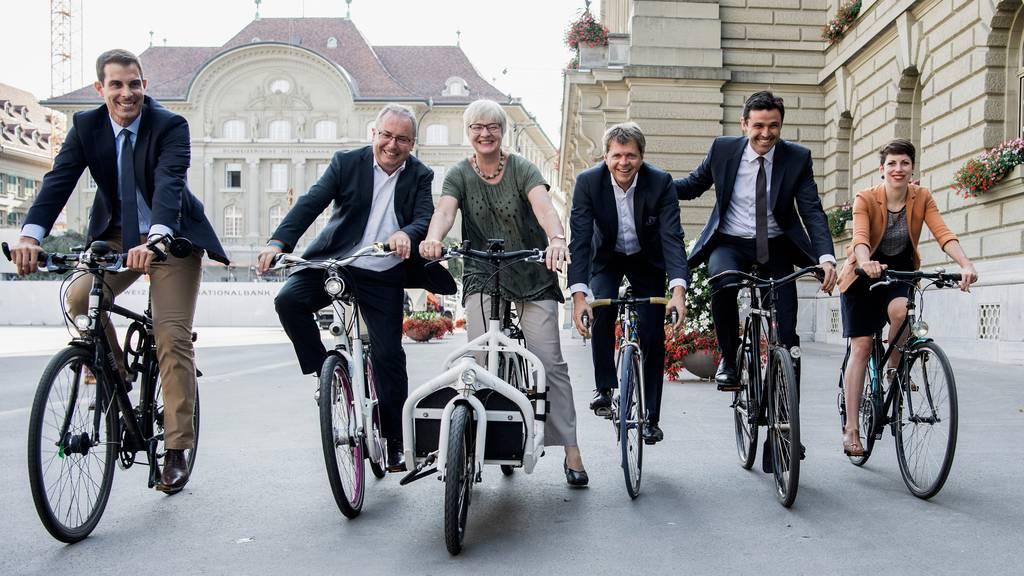 Velolobby wehrt sich gegen Helmpflicht für E-Bikes