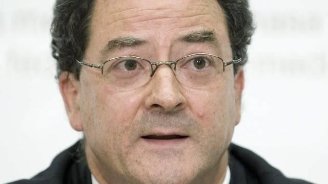 Staatssekretär Yves Rossier. Foto: Key