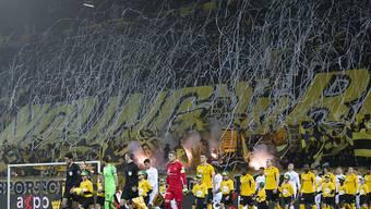 Namenswechsel: Ab der Saison 2020/21 laufen die Young Boys wieder ins Wankdorf ein