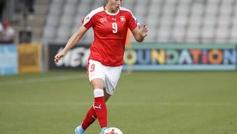 Ana Maria Crnogorcevic führt die Schweiz mit zwei Toren zum Sieg im Testspiel gegen Österreich
