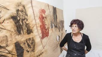 Annemarie Laner, Gastkünstlerin im Alten Spital