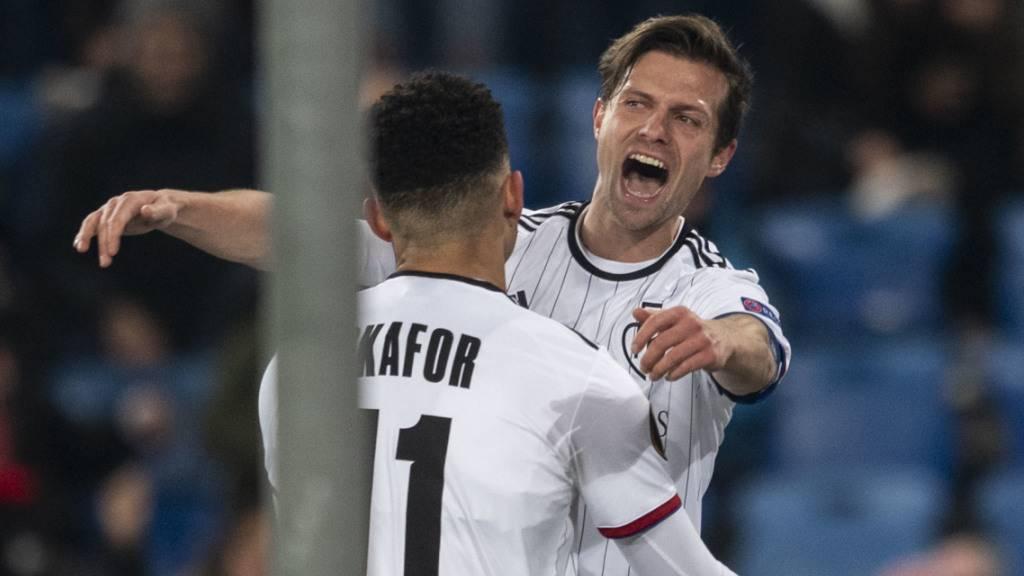 FC Basel mit viertem Sieg zum Gruppensieg