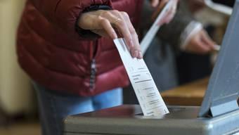 In einigen Gemeinden ging die Bevölkerung zur Bestätigunsgswahl an die Urne.