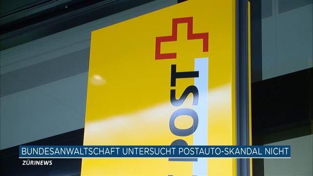 Postauto-Anzeige zurückgewiesen