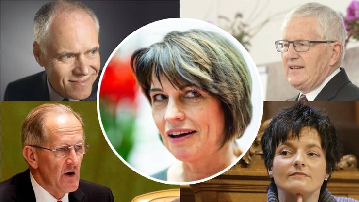 Alt Bundesrätin Doris Leuthard ist nicht die Erste, die kurz nach ihrer Amtszeit einen Seitenwechsel vornimmt.