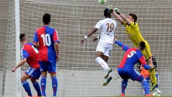 Der FC Basel U21 verliert erstmals unter Massimo Ceccaroni.