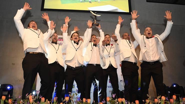 Mit den Judokas aus Brugg gewinnen Athleten einer Randsportart die Wahlen.