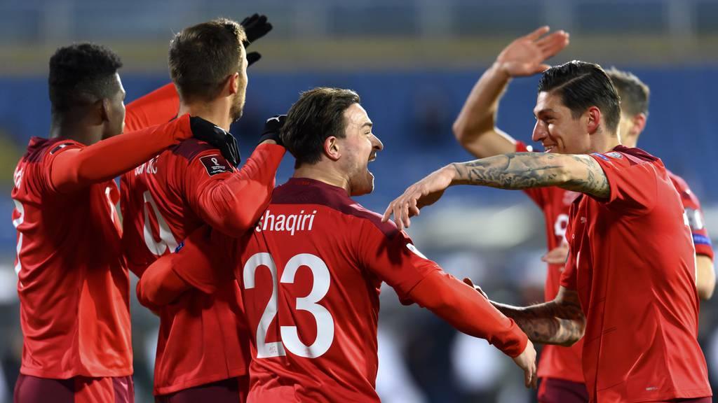 Gelungener Auftakt: Die Schweiz gewinnt gegen Bulgarien 3:1