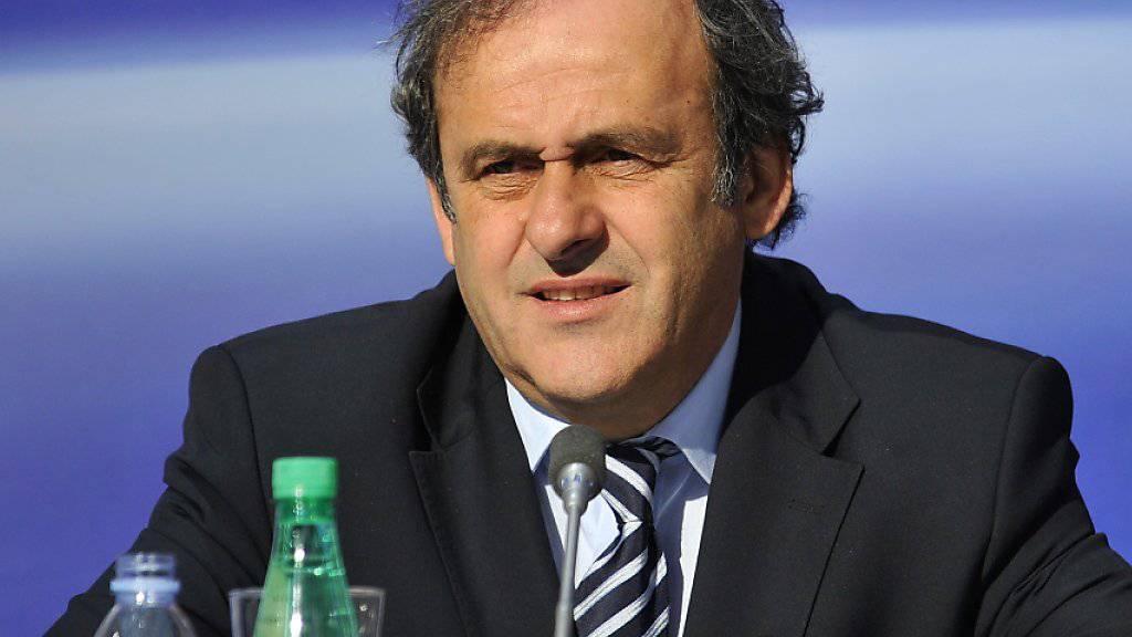 Michel Platini gemäss Medienberichten in Haft