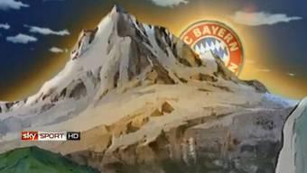 Die Donnerwetter-Werbung von Sky zum Achtelfinal-Rückspiel zwischen Bayern und Basel