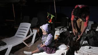 Angst um Ruf als Touristen-Paradies: Die griechische Insel Kos sträubt sich gegen die Einrichtung eines Flüchtlings-Registrierzentrums.