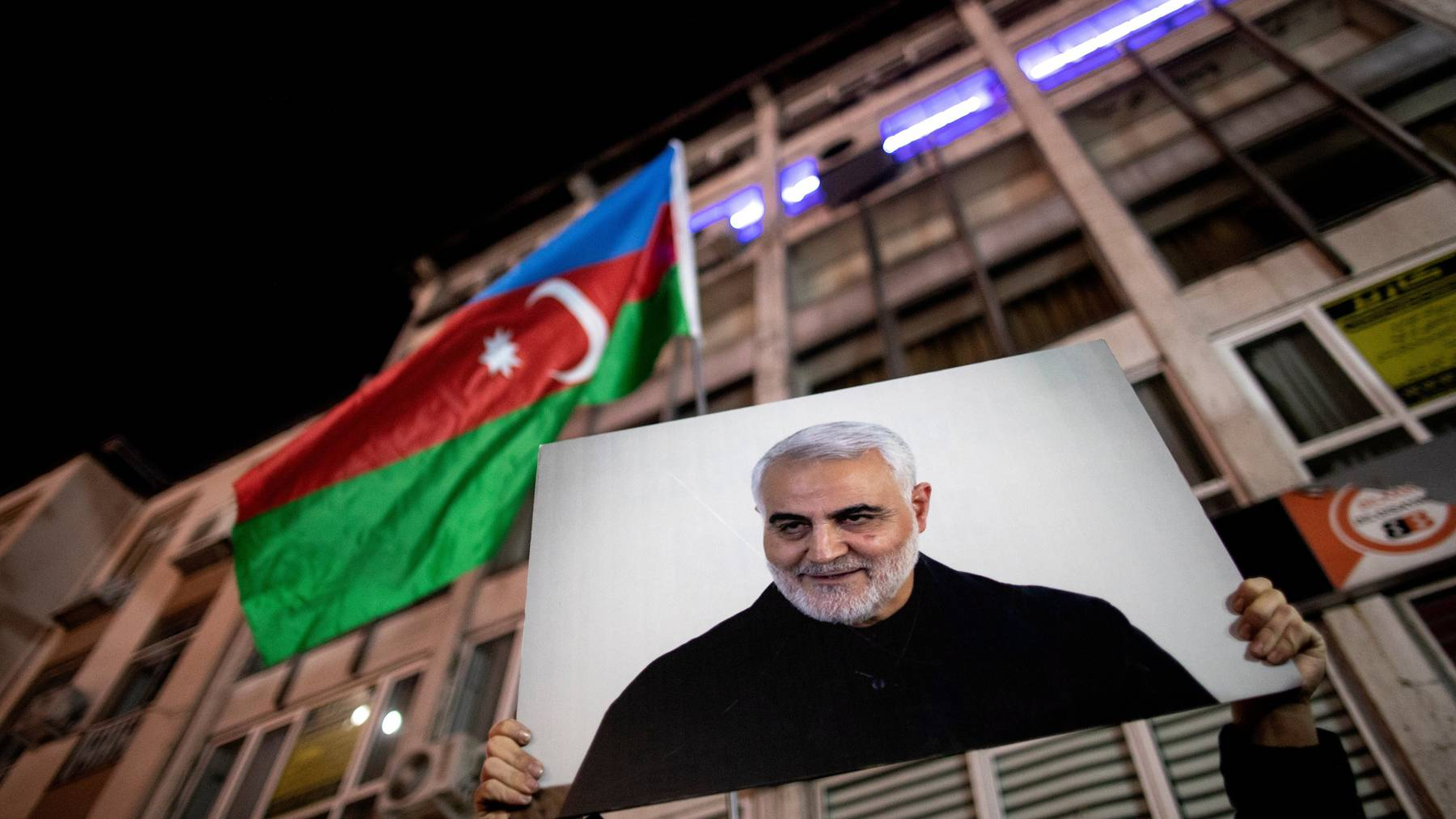 Die USA töte am 3. Januar den iranischen General Ghassem Soleimani. Dies löste eine schwere Krise zwischen den beiden Ländern aus.