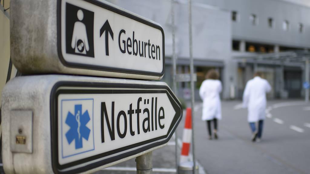 Spitalpersonal in St. Gallen soll Corona-App auf Arbeit ausschalten