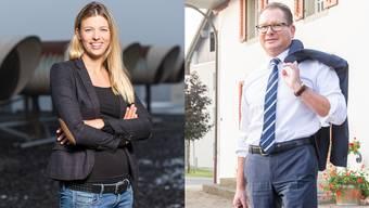 Karin Bertschi und Rolf Jäggi wollen, dass das Strassenverkehrsamt mehr Freiheiten bekommt.