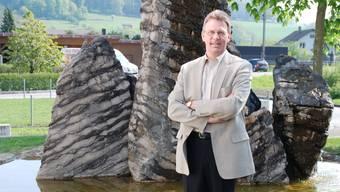 Noch bis Ende Jahr gehört Georges Collin dem Gemeinderat an. Foto: sh